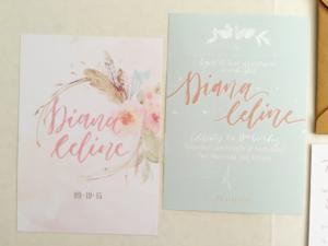 Diana Celine custom suite